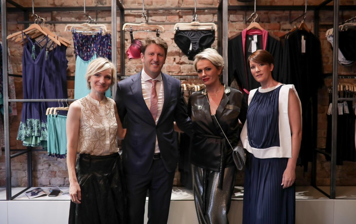 First Boutique of Exclusive Underwear Alma Ras and Manners Opens in Center of Zagreb